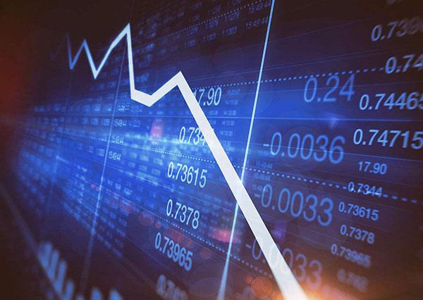 美股走势再次遭遇到了重挫 道指下挫超过600点