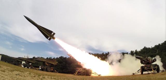 """韩国""""爱国者""""拦截导弹出事故!刚发射4秒就爆炸"""